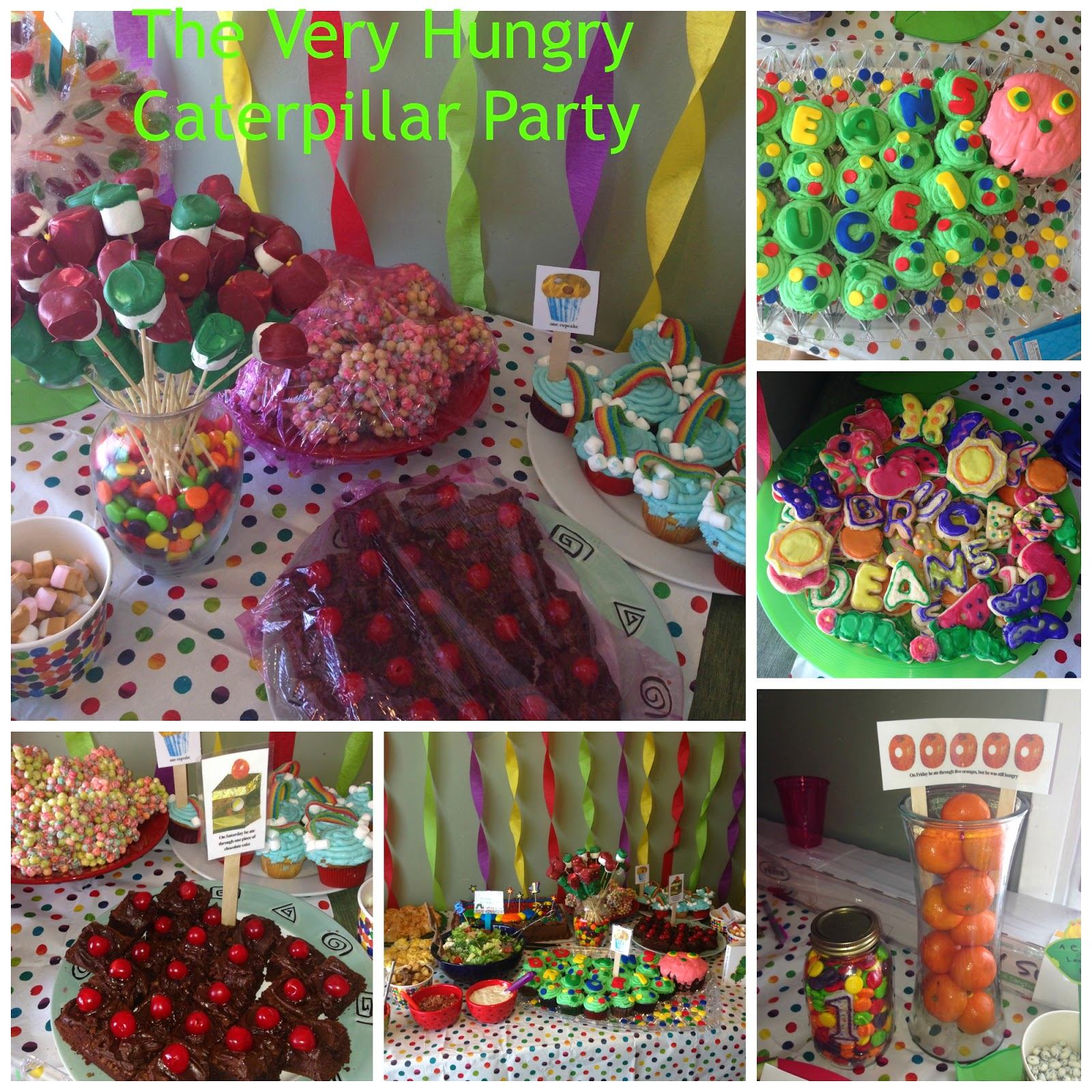 Simply Blessed Journey Of Life: A Very Hungry Caterpillar