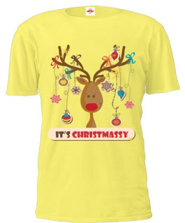 Girls Christmas T-Shirts - UK - TeeDaddy