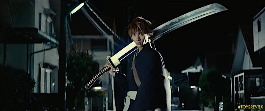 New BLEACH Live Action Film Spot Sees Ichigo Kill A Hollow