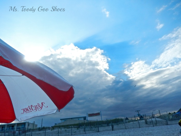 Long Beach Island, NJ --- Ms. Toody Goo Shoes