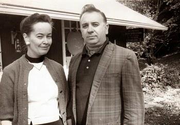 エド&ロレイン・ウォーレン夫妻