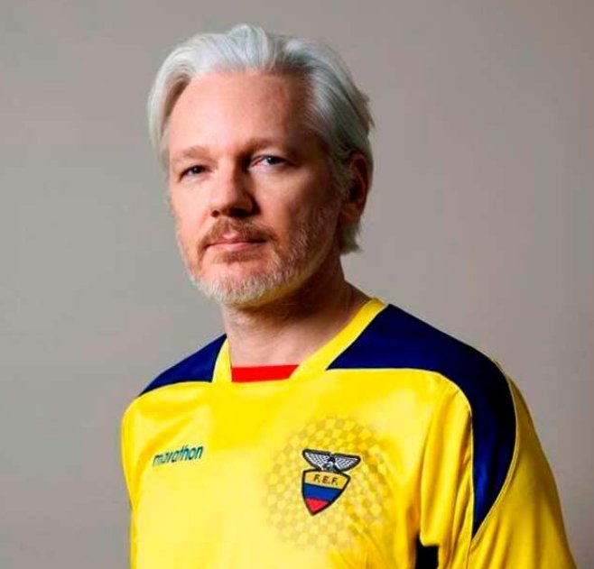 El fundador de WikiLeaks lleva asilado cinco años en el país sudamericano