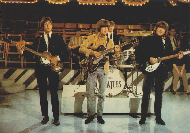 Beatlepapers Beatles Postcard