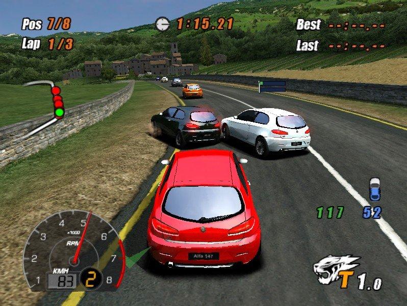 لعبة سيارات سباق تحميل