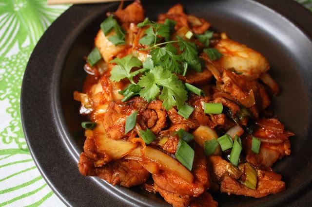 kimchi possu kimchipossu ruoka korea korealainen