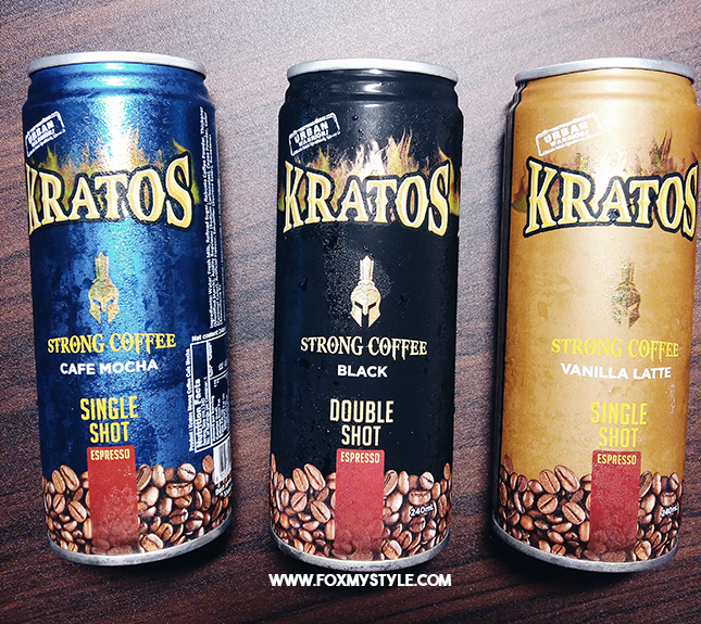 Kratos Strong Coffee Review