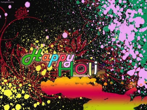 Holi Animated Gif Images