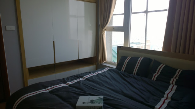 Phòng ngủ Gemek Premium, ảnh thực tế nhà mẫu