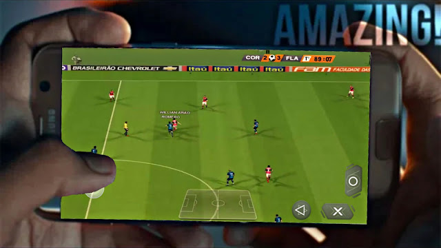 New DLS Android Offline MOD FIFA 19 Best Graphics HD