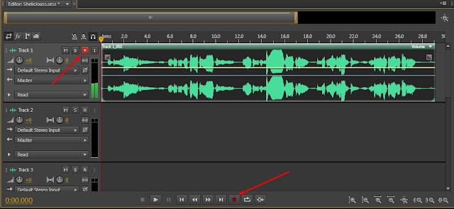 Cara Membuat Dubbing Suara Untuk Kabaret Menggunakan Adobe Audition