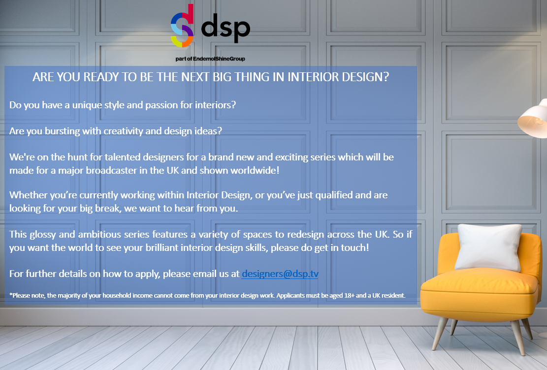 Print Pattern Tv Show Interior Designers Wanted