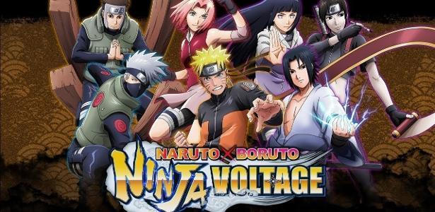 Novo game de Naruto para celulares é boa mistura de ação e RPG