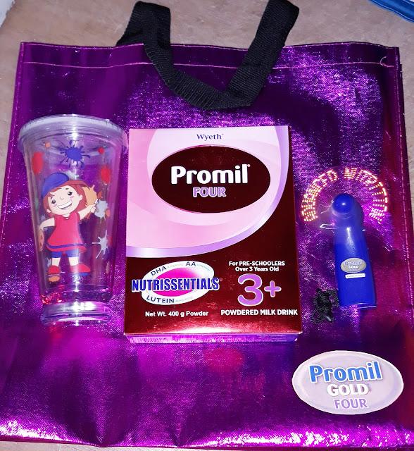 promil milk
