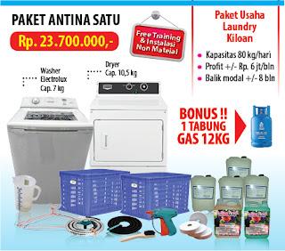 Paket%2BAntina%2BSatu Peluang Usaha Laundry di Jakarta
