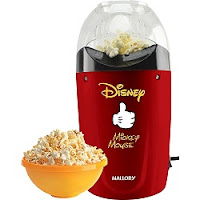 Tem Na Web - Pipoqueira elétrica Mallory Mickey Mouse é boa? Resenha