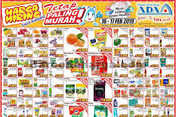 Katalog Promo ADA Pasar Swalayan Terbaru 16 - 17 Februari 2019