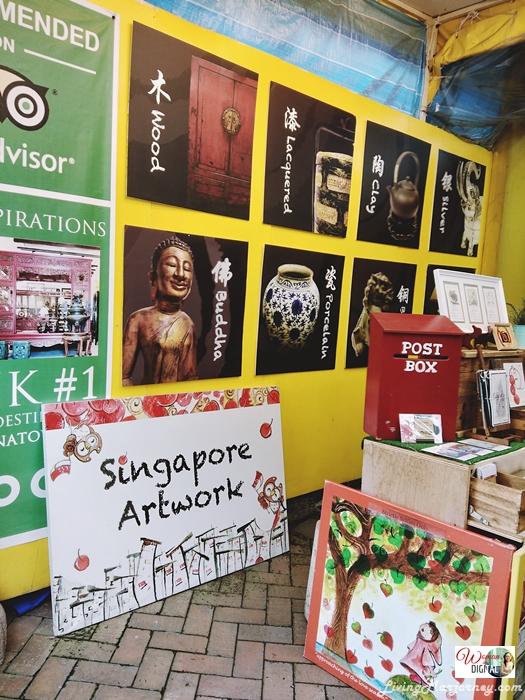 Singapore Artwork
