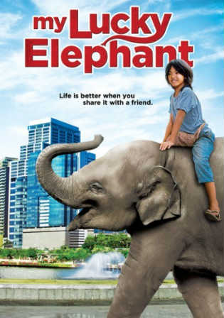 My Lucky Elephant 2013 HDRip 700MB Hindi Dual Audio 720p Watch Online Full Movie Download bolly4u
