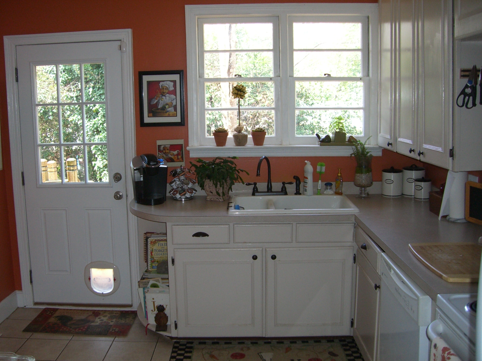 kitchen design with back door food faith amp design the kitchen happily after and 952