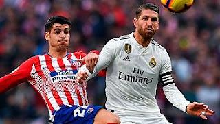 Atletico Madrid vs Real Madrid 1-3 Video Gol & Highlights