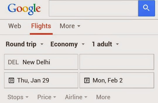 Google, Google India, Google Flight, Google Inc, make my trip,