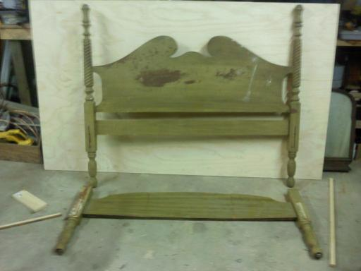 Amazing Salvaged Seats Repurposed Antique Bed Bench Caraccident5 Cool Chair Designs And Ideas Caraccident5Info