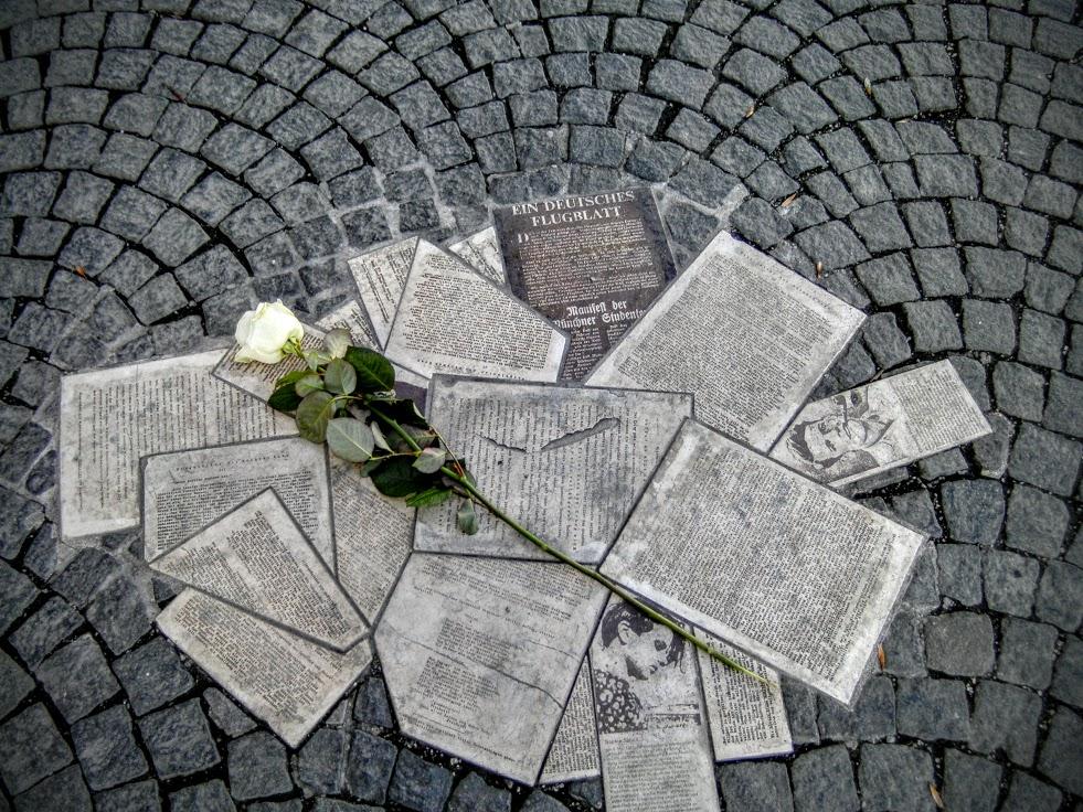 Sophie Scholl Weiße Rose