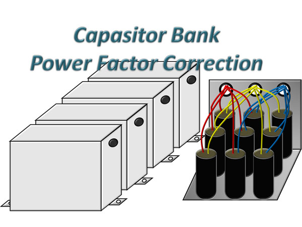 How many Capacitor Bank are needed for ability element Correction How many Capacitor Bank are needed for ability element Correction?