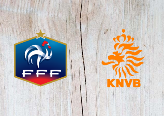 France vs Netherlands Full Match & Highlights 09 September 2018