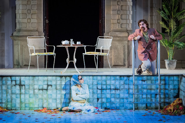 Opera Holland Park - Puccini: La rondine - Tereza Gevorgyan, Stephen Aviss (Photo © Robert Workman)