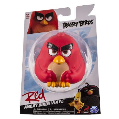 TOYS : JUGUETES - ANGRY BIRDS La Película Bolas Enfadadas : Red | Figura - Muñeco Producto Oficial de la peli | Bizak 2016 | A partir de 4 años Comprar en Amazon España
