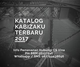 Katalog Kabizaku Terbaru 2017