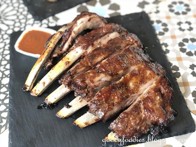 Marta's Kitchen KL -  Best Iberico pork ribs