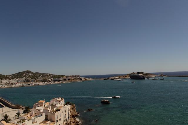 Ocean Ibiza old town