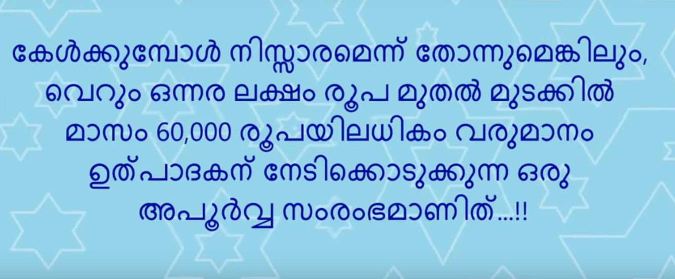 low investment business plans in kerala