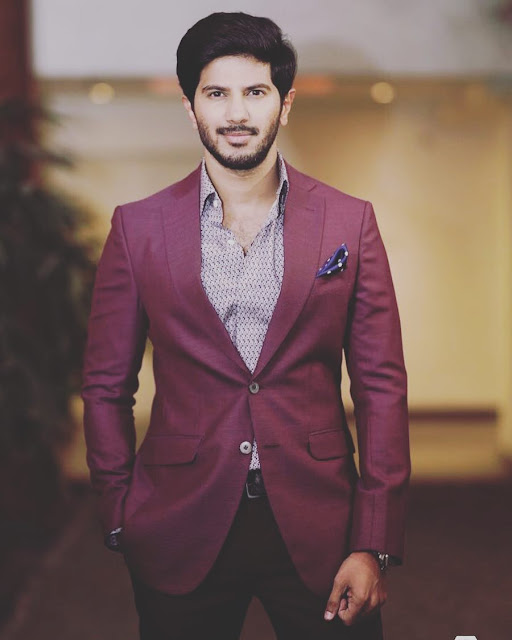 Dulquer Salmaan Physical Appearance