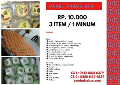 aneka snack di kota Tangerang