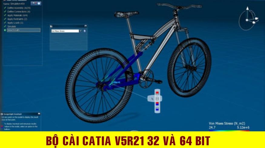 catia v5r21