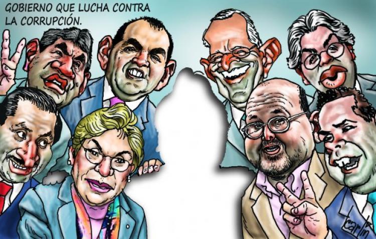Carlincaturas Lunes 20 Febrero 2017 - La República