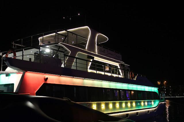 North Borneo Cruise di Laut Sabah