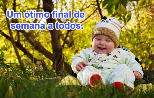 Bom Dia Um ótimo Fim De Semana A Todos: Roupas De Bebê E Infantil: Bom Dia