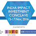 India's first Impact Investment Conclave: Prabhav 2016 – to help social entrepreneurs tap into the $18bn opportunity