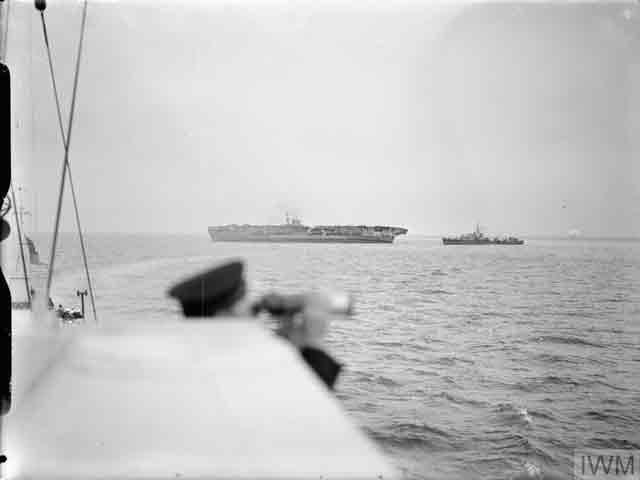 HMS Ark Royal 13 November 1941 worldwartwo.filminspector.com
