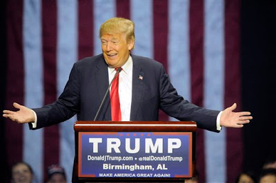 NewsTimes - Donald Trump named US Republican Presidential nominee