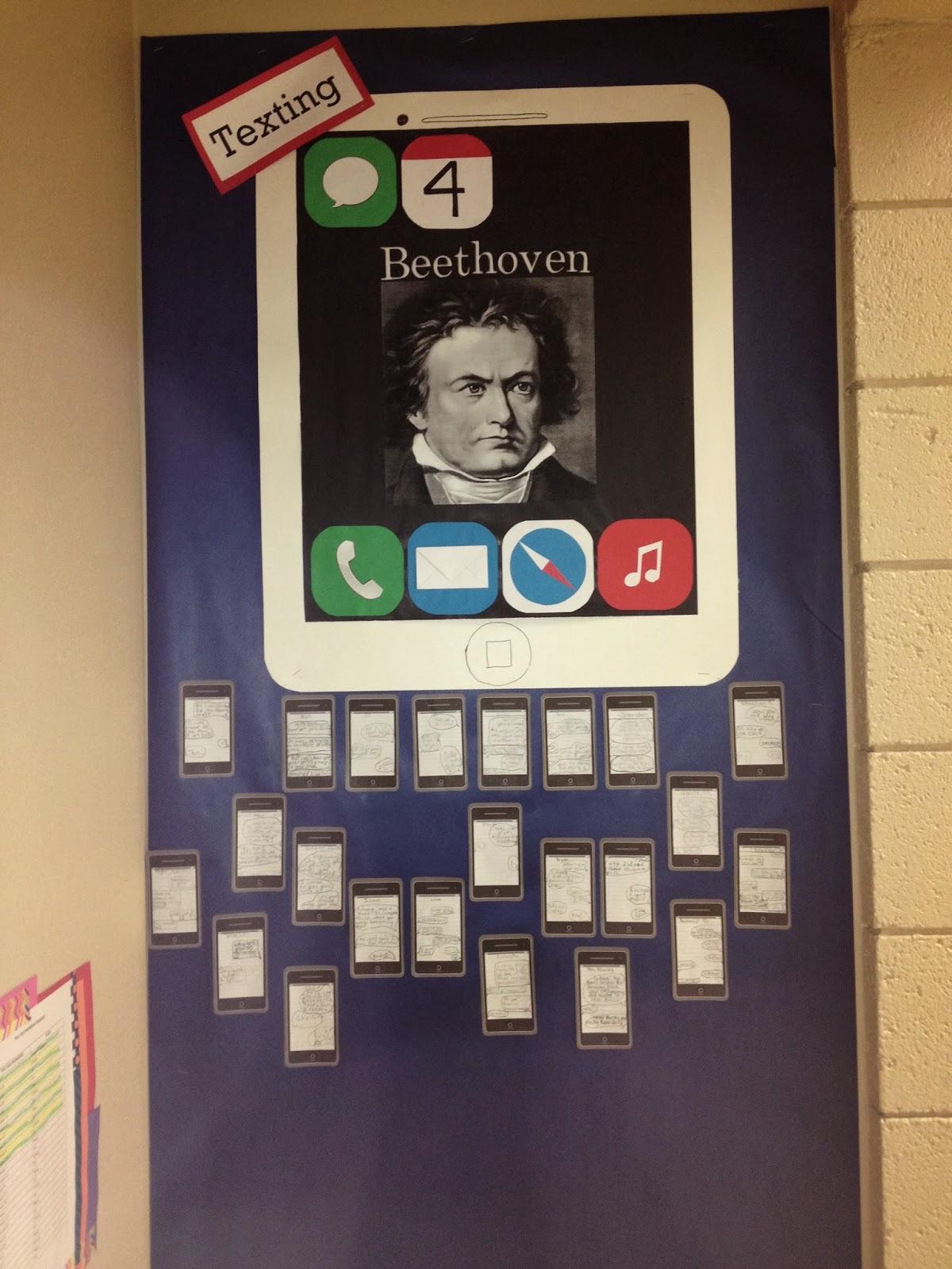 Beethoven Bulletin Board
