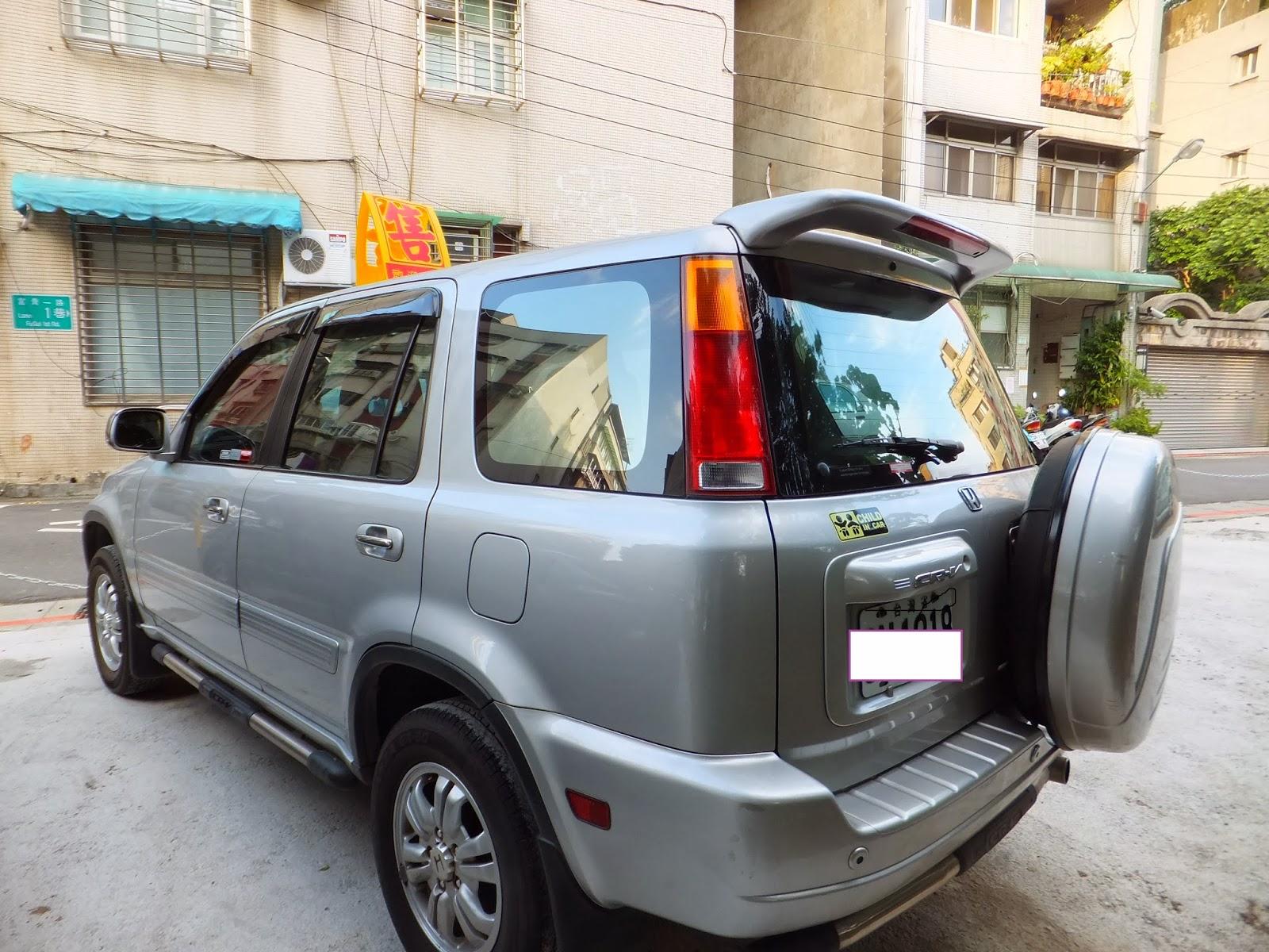 清和中古車: 喜美中古休旅車