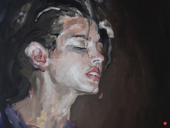 Каталонский художник. Joan Lalucat Vehil