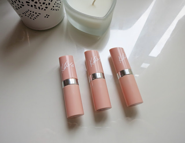 Rimmel London Lasting Finish by Kate | Nude Collection