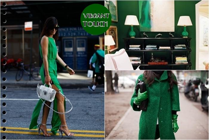 green street style looks