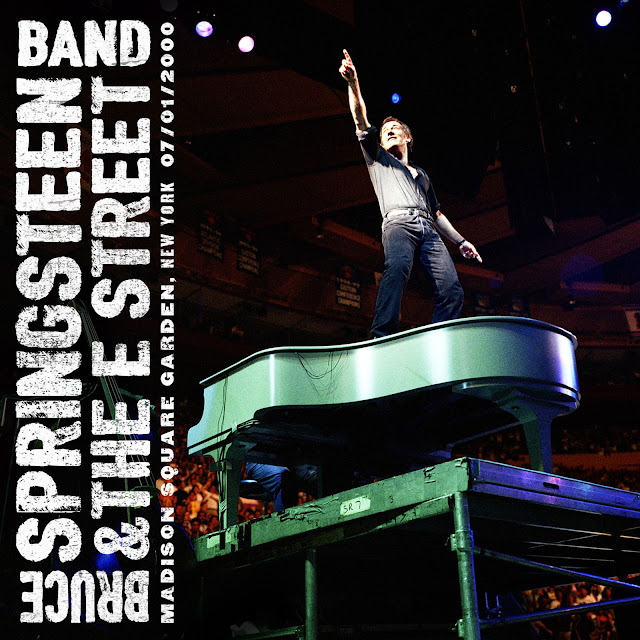 The Curtain With Bruce Springsteen And The E Street Band 2000 07 01 Madison Square Garden New
